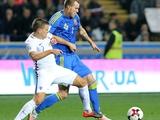 Финляндия — Украина: стартовые составы