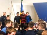 Андрей Ярмоленко: «Не бойтесь играть в футбол!»