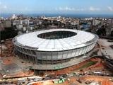 Обрушилась часть крыши стадиона для ЧМ-2014 по футболу в Бразилии