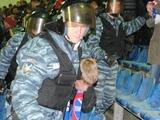 В Симферополе разыскивают болельщиков, скандировавших нацистские лозунги