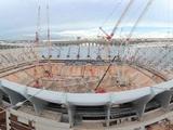 В Бразилии задерживают открытие стадиона имени Гарринчи