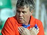 На время ЧМ-2010 Хиддинк будет тренировать сборную Кот-д'Ивуара?