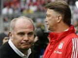 Ван Гал и Хенесс уладили разногласия по Тимощуку и другим игрокам