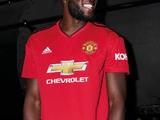 «Манчестер Юнайтед» представил новую форму (ФОТО)