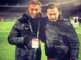 Артем Милевский: «Ребята хорошо играли, моя помощь не понадобилась»