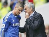 Жозе Моуринью: «Торрес знает, что я очень доволен его игрой»
