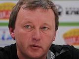 Владимир Шаран: «Игра «Днепра» импонирует больше, чем игра «Динамо»