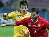 Швейцария — Украина — 2:2. Отчет о матче