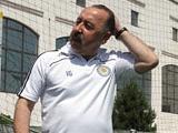 Валерий ГАЗЗАЕВ: «Очень удовлетворен Бертольо, его отношением к делу»