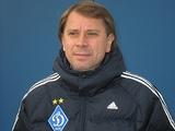 Алексей ГЕРАСИМЕНКО: «Подготовку ко 2-й части сезона проведем в Киеве»