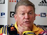 Олег БЛОХИН: «Ничья с Англией? А почему бы и нет...» (+ФОТО тренировки)