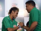 Роналдо: «Неймар слишком хорош, чтобы играть в Бразилии»