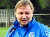 Юрий Калитвинцев: «Все мои футболисты работают с огромным желанием»