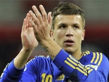Коноплянка — лучший украинский футболист 2012 года. Гусев — третий