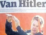Румынскую газету не аккредитовали на матч с Голландией за сравнение ван Гала с Гитлером