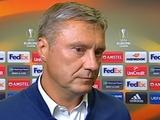 Александр Хацкевич: «Ввести в состав новых игроков было моим решением»
