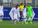 «Ворскла U-21» — «Динамо U-21» — 0:1. ВИДЕОобзор