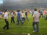 Игра с участием «Фенербахче» прошла в присутствии женщин и детей