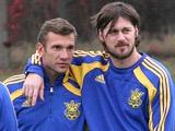 ФОТОрепортаж: открытая тренировка сборной Украины (22 фото)