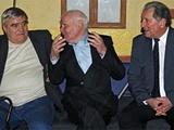 Встреча ветеранов «Динамо» в узком кругу