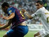 Суперкубок Испании. Первый матч. «Реал» и «Барселона» разошлись миром