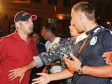 Фаны — игрокам «Черноморца»: «Вон из Одессы!»