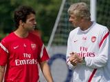 Венгер: «Думаю, что Фабрегас вполне может вернуться в «Арсенал»