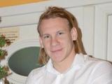 Домагой ВИДА: «Живу в пятистах метрах от Майдана и борюсь за место в «основе» «Динамо»