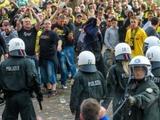 Рурское дерби закончилось массовыми арестами
