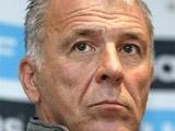 Геретс уволен с поста главного тренера сборной Марокко
