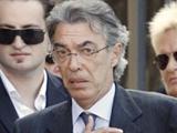 Массимо Моратти: «У Моуринью действующий контракт, он не уйдет»