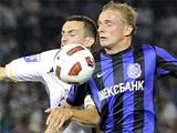 «Черноморец» — «Металлург» — 0:1. После матча. Григорчук: «Проигрыш закономерен. Мы были слабее»