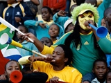 В ЮАР начали выпуск «тихих» вувузел