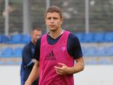 Артем КРАВЕЦ: «Готов в очередной раз биться за место в составе «Динамо»