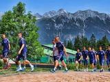 «Динамо» на сборе в Австрии. День шестой, восстановительный