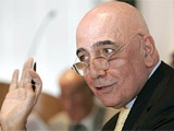 Адриано Галлиани: «Ничья с БАТЭ — это неплохо»