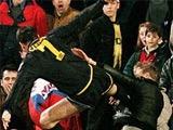 Эрик Кантона: «Прекрасно себя чувствовал, нанося удар болельщику»