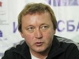 Владимир Шаран: «Поражение «Боруссии» в последнем матче не на руку «Шахтеру»