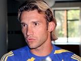Андрей ШЕВЧЕНКО: «Пока нет смысла говорить о моем переходе в «Динамо»