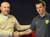 Александр Алиев: «Очень рад, что я в «Анжи»