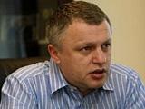 Игорь Суркис: «Вайсс должен принять решение до 31 августа»