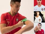 Сборная Португалии представила новую форму на ЧМ-2018 (ФОТО)