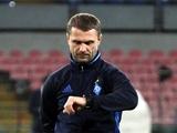 Сергей РЕБРОВ: «Нужно достойно пройти этот путь»