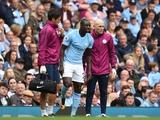 Защитник «Манчестер Сити» Менди рискует пропустить матч с «Шахтером»