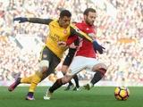 «Манчестер Юнайтед» на последних минутах упустил победу над «Арсеналом» (ВИДЕО)