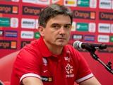 Вальдемар Форналик: «Очень переживаю за результат матча против Украины»