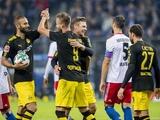 Ярмоленко визнаний Бундеслігою найкращим гравцем матчу Гамбург – Борусія Д