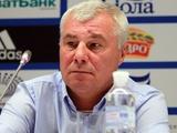 Анатолий Демьяненко: «Я бы не сказал, что «Днепр» сильно превосходил «Динамо»