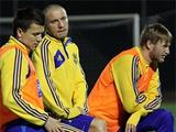 ФОТОрепортаж: тренировка сборной Украины в Сан-Марино (34 фото)