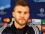 Андрей ЯРМОЛЕНКО: «Теперь накануне матча с «Порту» вообще кушать не буду!»
